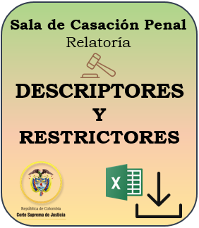 descriptoresyrestrictoresrelapenal